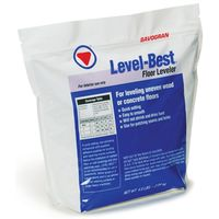 Level Best 12832 Non-Shrinking Quick Setting Floor Leveler
