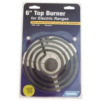 TOP BURNER ELECT RANGE DLX 6IN