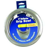 PAN DRIP ELECT RANGE CHRM 6IN