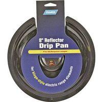 PAN DRIP ELECT RANGE PRCLN 8IN