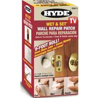 Hyde Tools Wet & Set Wall and Ceiling Repair Patch