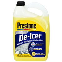 Prestone De-icer AS-250 Windshield Washer Fluid