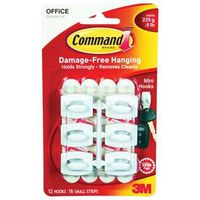 Command 17006-VP Mini Hook