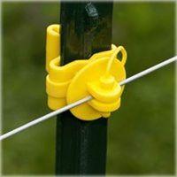 Zareba ITPLY-Z Pin-Lock T-Post Insulator