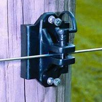 Zareba IWTPLB-Z Electric Fence Insulators