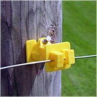 Zareba IWNY-Z Extension Slant Nail Insulator