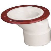 Level-Fit 43501 Offset Toilet Flange
