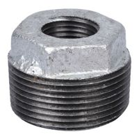 World Wide Sourcing 35-1-1/4X1/2G Galvanized Bushing