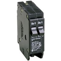 Eaton BD2020 Type BD Twin Circuit Breaker