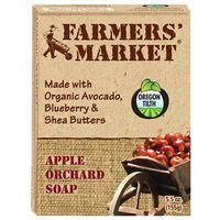 SOAP BAR APPLE ORCHARD 12PK
