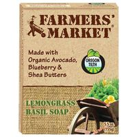 Beaumont Products 946872082-12PK Farmers' Market Bar Soap