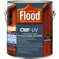 Flood/PPG FLD542-01 CWF-UV Exterior Wood Finish