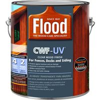 Flood/PPG FLD520-01 CWF-UV Exterior Wood Finish