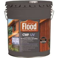Flood/PPG FLD52105 CWF-UV Exterior Wood Finish