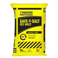 Morton Safe-T-Salt 3280 Rock Salt