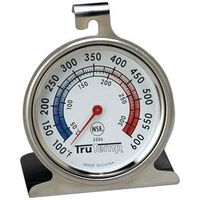 STAINLS STL OVEN THERMOMETER