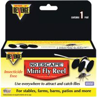 Bonide Revenge 46130 Non-Toxic Sticky Fly Tape Mini Reel Kit