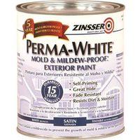 Zinsser 03104 Perma White Exterior Paint