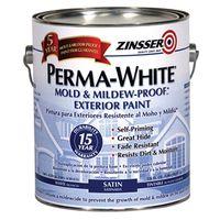 Zinsser 03101 Perma White Exterior Paint