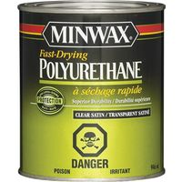 Minwax 31001 Fast Drying Protective Finish
