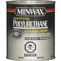 Minwax 300034444 Fast Drying Protective Finish