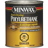 Minwax 305034444 Fast Drying Protective Finish