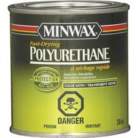 Minwax 310034444 Fast Drying Protective Finish