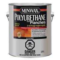 Minwax CM1302700 Super Fast Drying Protective Varnish
