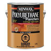Minwax CM1302400 Super Fast Drying Protective Varnish