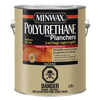 Minwax CM1302500 Super Fast Drying Protective Varnish