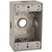 Hubbell 5323-0 Outlet Box