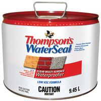 Thompson's WaterSeal THCP40011-02 Low VOC Water Sealant