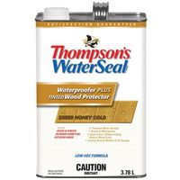 Thompson's WaterSeal Plus THC043064-16 Low VOC Wood Protector