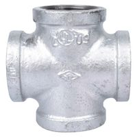 World Wide Sourcing PPG180-32 Galv. Pipe Fitting