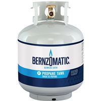 Bernzomatic 334669 Portable Propane Gas Cylinder