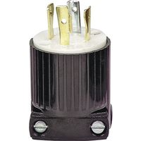 Cooper L1420P Grounded Locking Electrical Plug