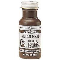 Indian Head 20539 Gasket Shellac Compound