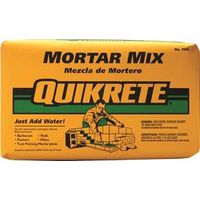 Quikrete 110210 Mortar Mix