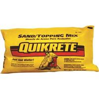 Quikrete 1103-10 Sand/Topping Mix