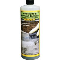 Quikrete 860114 Non-Toxic Non-Flammable Concrete and Asphalt Cleaner