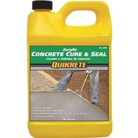 Quikrete 8730-02 Concrete Cure and Seal