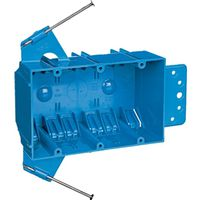 Thomas & Betts B344AB-UPC Outlet Box