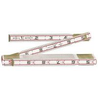 Lufkin Red End 1066DN Engineers Scale Folding Rule