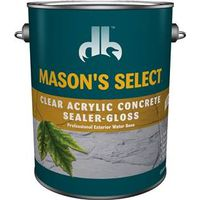Duckback Mason's Select Concrete Sealer