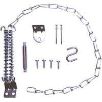 Mintcraft 15001-U-BC3L Storm Door Stop Chain Kit