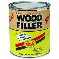 Leech LWF-69 Superior Grade Wood Filler