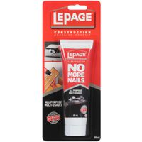 Lepage 1673142 No More Nails Construction Adhesive
