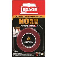 Lepage 778548 No More Nails Mounting Adhesives