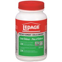 Lepage 1505670 Pres-Tite Contact Cement