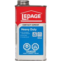 Lepage 1504724 Pres-Tite Contact Cement